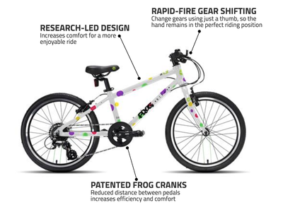 Frog Bikes 55 - Treadly Bike Shop