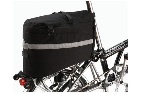 Brompton Rack Sack Rear Luggage with strap