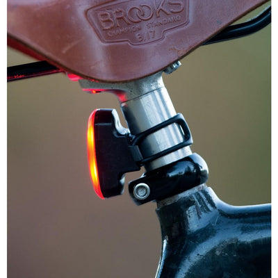 Blackburn Central 200 Front + Click USB Rear Light Set - Treadly Bike Shop