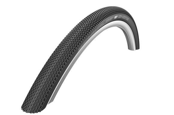 "Schwalbe - G-One 650B x 1.5"" (40-584) MicroSkin TLE Allround Gravel"