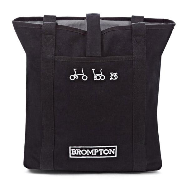 Brompton Tote Bag Black