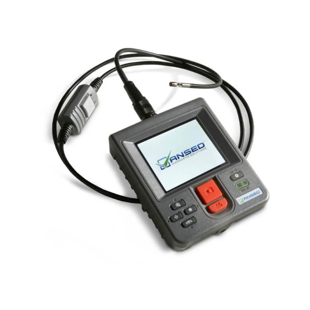 Automotive Dual Camera VideoScope Kit (P/N ANSED/VS-49) - ANSED Diagnostic Solutions LLC