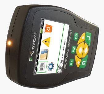 MS6050DMM Universal Motorcycle/ATV Scan Tool Master Kit - ANSED Diagnostic Solutions LLC
