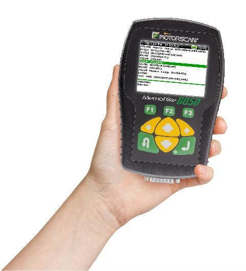 Motorcycle & ATV Diagnostic Scan Tool - ANSED Diagnostic Solutions LLC