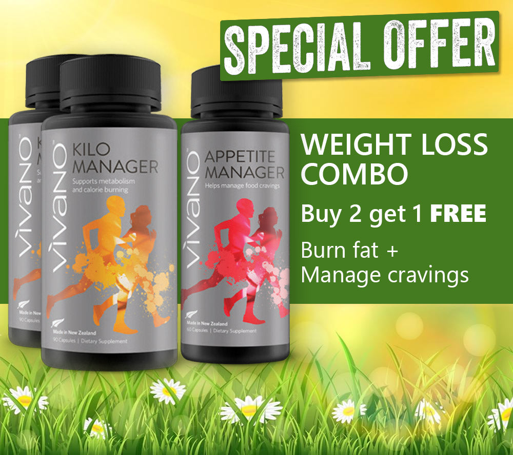 Special Offer. Weight Loss Combo Pack