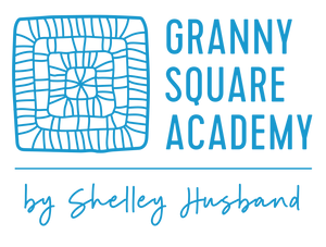 Granny Square Academy by Shelley Husband