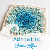 Adriatic from Siren's Atlas by Shelley Husband