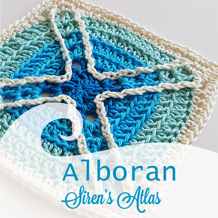 Alboran from Siren's Atlas by Shelley Husband