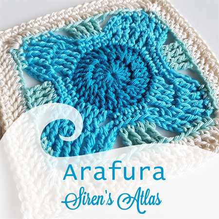 Arafura from Siren's Atlas by Shelley Husband
