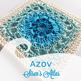 Azov from Siren's Atlas by Shelley Husband