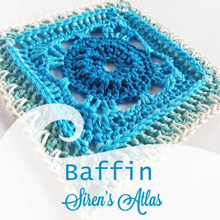 Baffin from Siren's Atlas by Shelley Husband