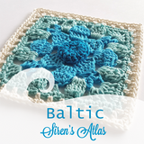 Baltic from Siren's Atlas by Shelley Husband
