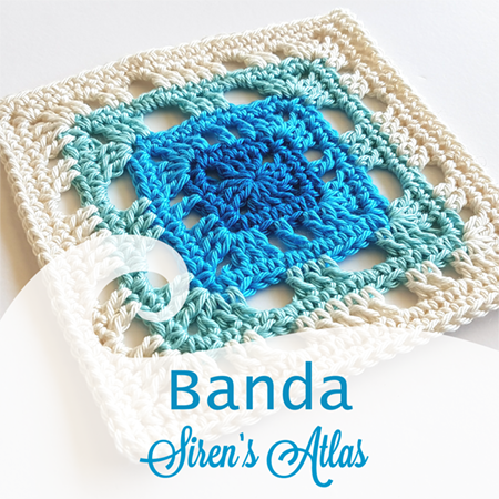 Banda from Siren's Atlas by Shelley Husband
