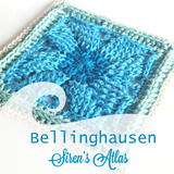 Bellinghausen from Siren's Atlas by Shelley Husband