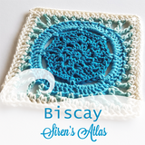 Biscay from Siren's Atlas by Shelley Husband