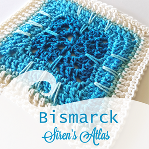 Bismarck from Siren's Atlas by Shelley Husband