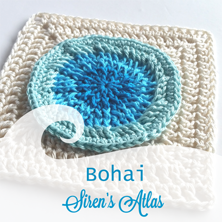 Bohai from Siren's Atlas by Shelley Husband