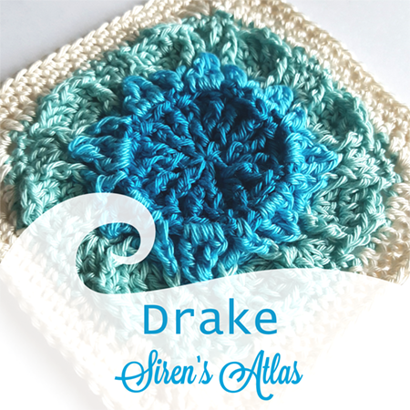 Drake from Siren's Atlas by Shelley Husband