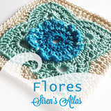 Flores from Siren's Atlas by Shelley Husband