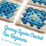 Granny Square Crochet for Beginners Free PDF ebook