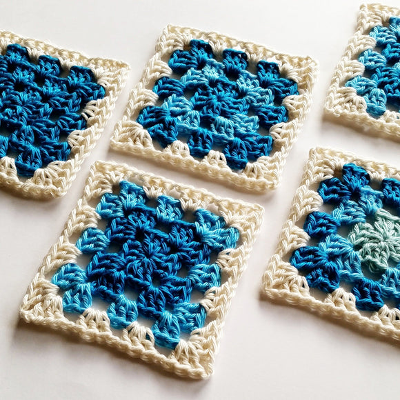 Granny Squares for beginners workshop with Shelley Husband