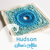 Hudson from Siren's Atlas by Shelley Husband