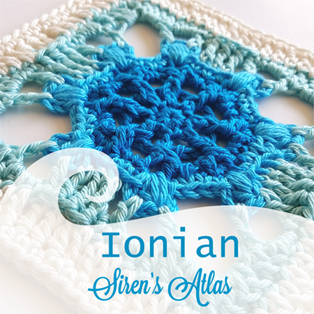 Ionian from Siren's Atlas by Shelley Husband
