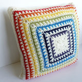 Kaboom Crochet Blanket Pattern by Shelley Husband