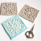 Mayan Mini Taster pattern by Shelley Husband