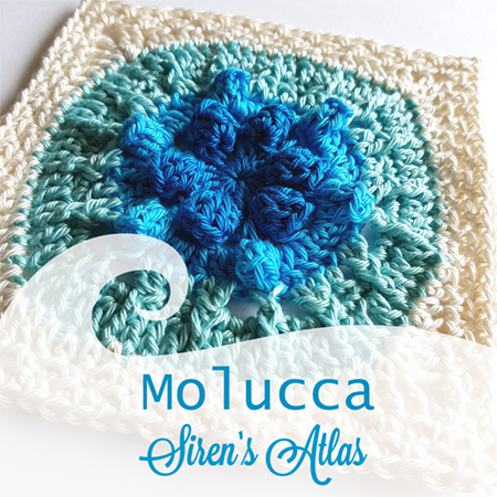 Molucca from Siren's Atlas by Shelley Husband