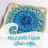 Mozambique from Siren's Atlas by Shelley Husband