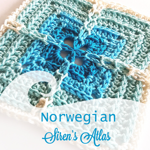 Norwegian from Siren's Atlas by Shelley Husband