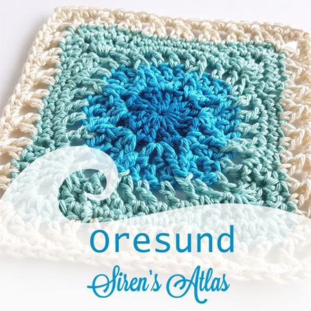 Oresund from Siren's Atlas by Shelley Husband