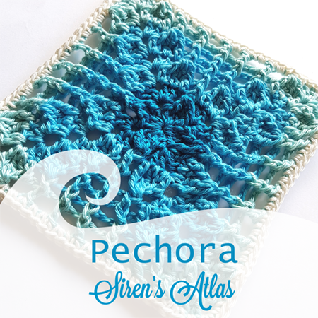 Pechora from Siren's Atlas by Shelley Husband