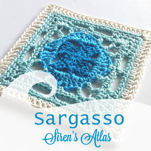Sargasso from Siren's Atlas by Shelley Husband