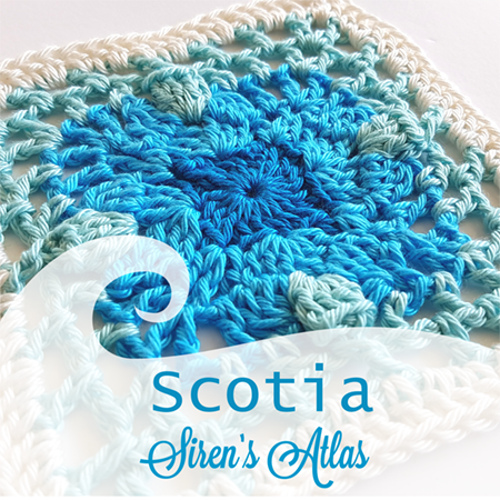 Scotia from Siren's Atlas by Shelley Husband