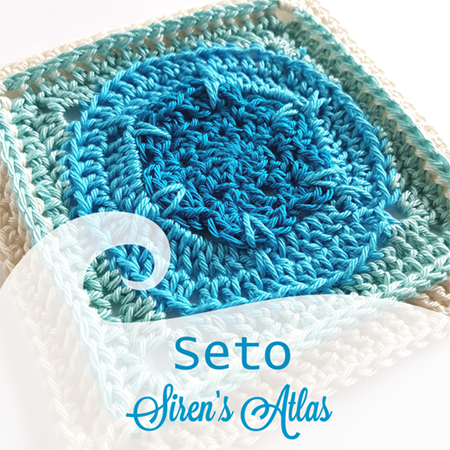 Seto from Siren's Atlas by Shelley Husband