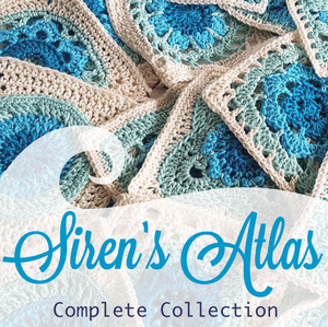 Siren's Atlas by Shelley Husband