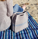 Slipstream Project Bag by Shelley Husband