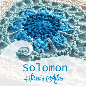 Solomon from Siren's Atlas by Shelley Husband