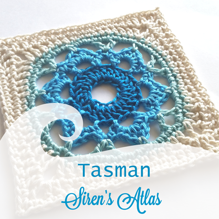Tasman from Siren's Atlas by Shelley Husband