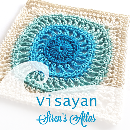 Visayan from Siren's Atlas by Shelley Husband