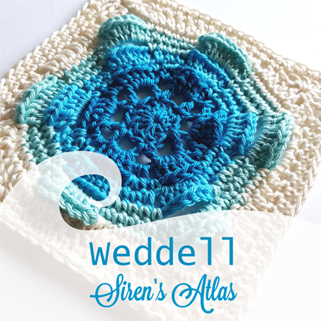 Weddell from Siren's Atlas by Shelley Husband