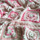 Persnickety crochet pattern by Shelley Husband