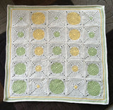 Dotty Spotty Baby Blanket Pattern