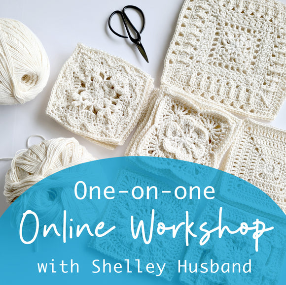 One on One Online Private Workshop with Shelley Husband