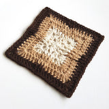 Killarney Cross Blanket Pattern by Shelley Husband