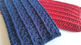 Reversible Crochet Patterns by Shelley Husband