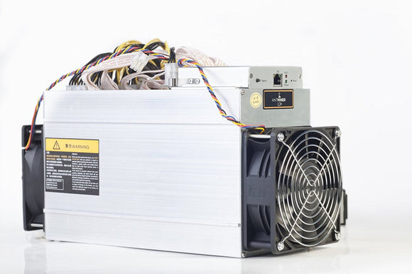 Antminer L3+ Miner 504MH/s Pre-Order (March Batch)