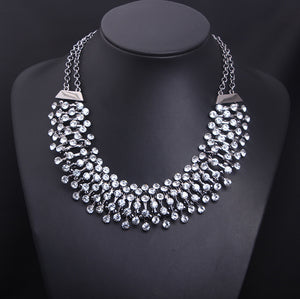 Princess Statement Gem Necklace